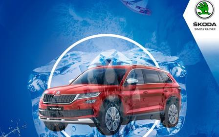 Fresh сервіс - освіжи свій автомобіль Škoda
