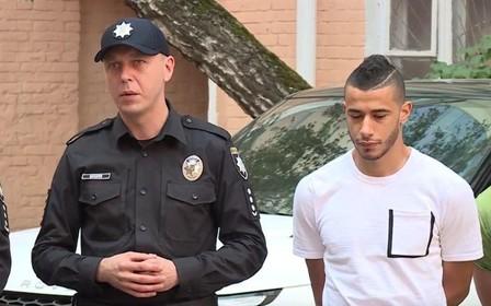 Футболисту киевского «Динамо» во второй раз вернули угнанный автомобиль