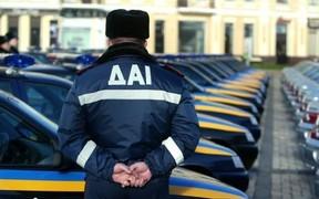ГАИ просит не ездить в центр Киева и напоминает о запрете передвигаться колоннами