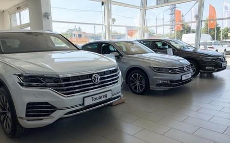 Гарячі літні пропозиції на новий Volkswagen!