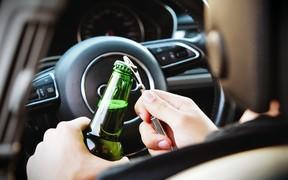 Где больше пьют? 10 регионов Украины, где чаще совершают ДТП в нетрезвом виде