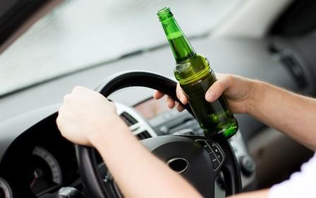 Где в Киеве больше пьют? Полиция опубликовала статистику по водителям