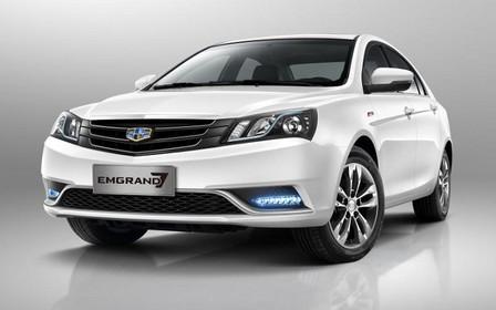 Geely Emgrand 7 всего за 309900 грн. – финальная распродажа авто 2017 г.в.!