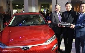 Genesis G70, Hyundai Kona и Kona Electric стали «Автомобилями года-2019» в Северной Америке