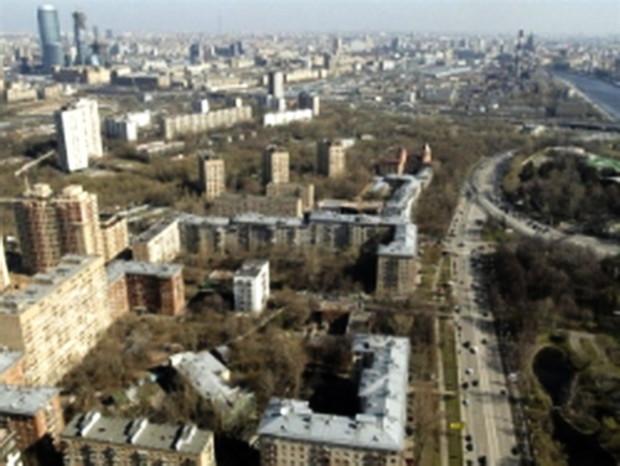 Генплан Москвы рассматривается с учетом мнения населения