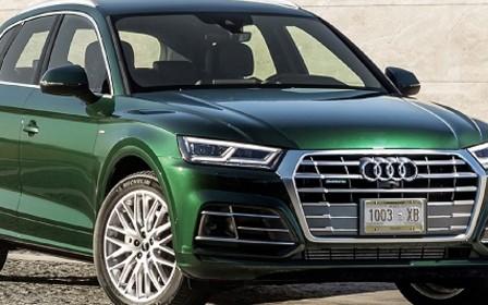 Golden Steering Wheel 2017: Audi Q5 визнаний кращим в категорії «Великі кросовери»