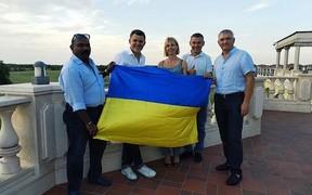 Гольфисты Украины завоевали награды Регионального финала MercedesTrophy 2019