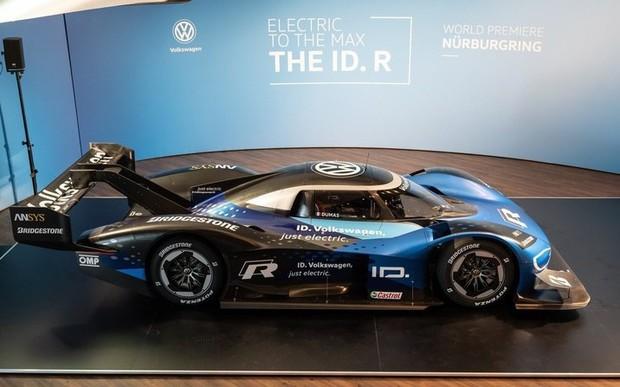 Гоночний автомобіль ID. R.  - енергія майбутнього