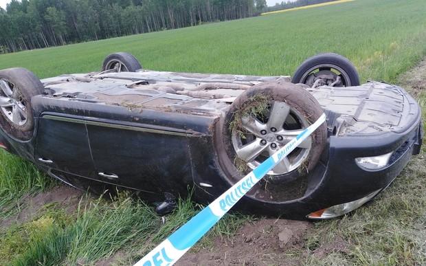 Горе-блогер попал в ДТП на скорости 260 км/час. ВИДЕО