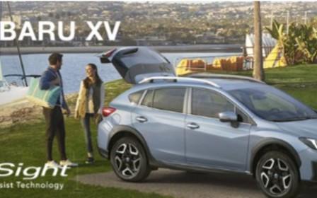 Городской стиляга с характером путешественника: новый Subaru XV уже доступен в Subaru ВиДи-Стар