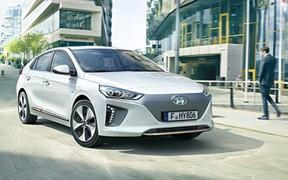 Грандіозна вигода на електромобіль Hyundai Ioniq Electric