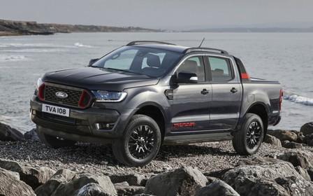 Громовержец. Ford представил новую 213-сильную версию пикапа Ranger