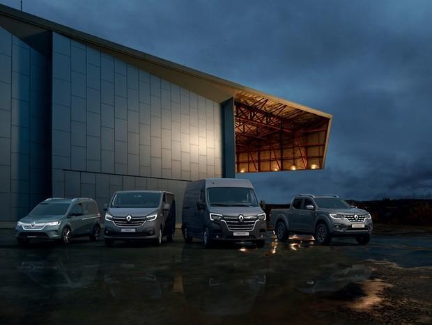 «Groupe Renault: легкие коммерческие автомобили приобретаются новое измерение»