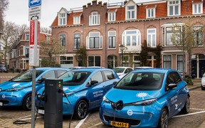 Groupe Renault розпочинає пілотний проект масштабного оснащення.