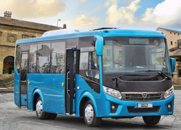 «Группа компаний АИС начинает прием заказов на новую модель автобуса Вектор Next!»
