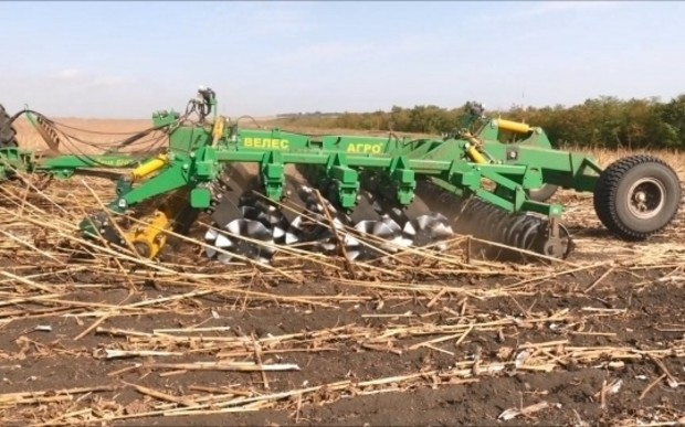 Группа компаний АИС объявляет о старте продаж почвообрабатывающей техники «Veles Agro»!