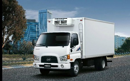 Грузовики Hyundai HD 65 стали доступнее на 10 %.