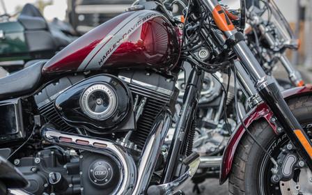 Harley-Davidson Kyiv провели громкий тест-райд в Украине!
