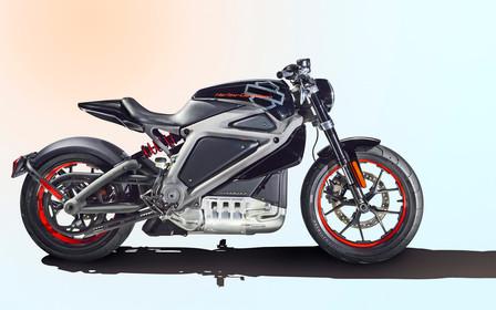 Harley-Davidson выпустит электробайк к 2020 году