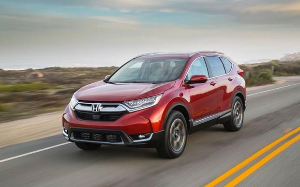 Honda CR-V завоевала главный приз в Buyer's Choice Awards