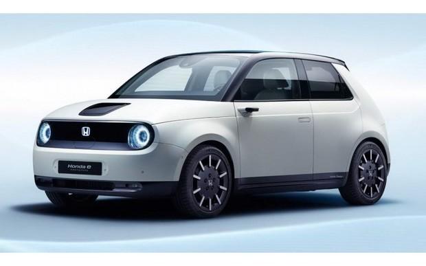 Honda e Prototype станет серийным электромобилем.