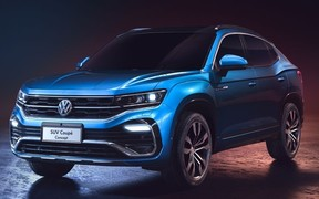 Honda и VW представили по купе-кроссоверу