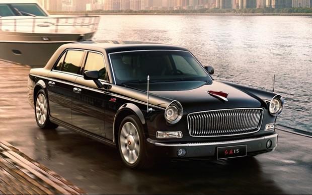 Hongqi изменит дизайн и будет конкурировать с Rolls-Royce