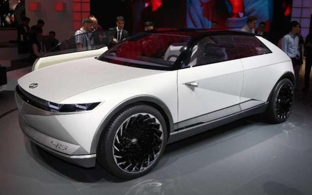 Hyundai 45: Дизайн и технологии будущих электрокаров марки