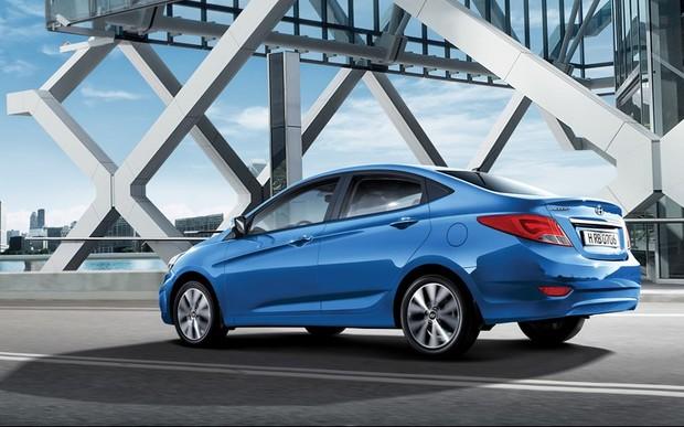 Hyundai Accent Classic доступний з дизельним двигуном