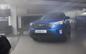 Hyundai Creta представлен на украинском рынке