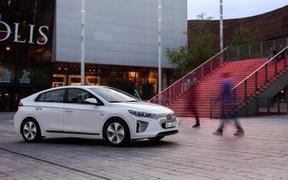 Hyundai готовит новую модель электромобиля на собственной платформе