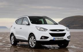 Hyundai ix35 или Kia Sportage: два брата-акробата