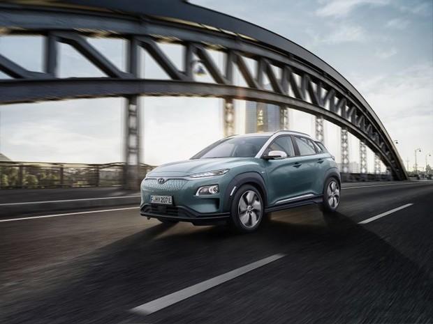 «Hyundai Kona Electric: объявлены украинские цены и комплектации»