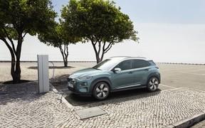 Hyundai Kona Electric: оголошені українські ціни і комплектації