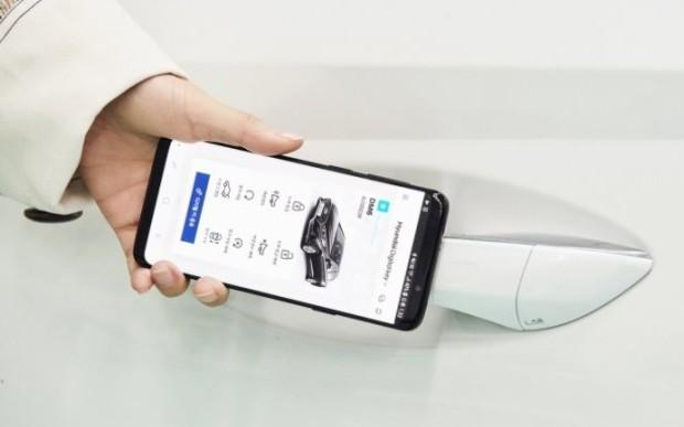 Hyundai Motor Group розробила «Цифровий ключ» для автомобілів