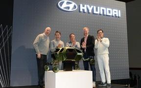 """Hyundai Motor на виставці CES-2019: """"крокуючий"""" електромобіль та інші новинки"""