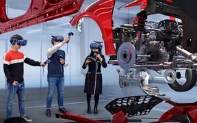 Hyundai Motor представила нову VR-систему оцінки дизайну