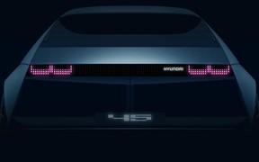 Hyundai Motor представить концепт електромобіля «45»