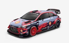 Hyundai Motorsport представила новий склад команди на сезон WRC-2019