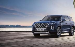 «Hyundai Palisade став переможцем премії Red Dot Award-2019»