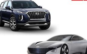 Hyundai Palisade та концепт Le Fil Rouge здобули премії iF Design Awards-2019.