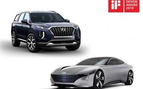 Hyundai Palisade та концепт Le Fil Rouge здобули премії iF Design Awards-2019