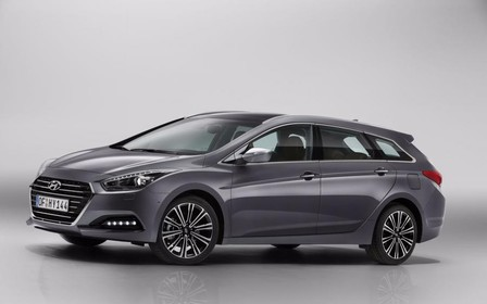 Hyundai представил обновленный i40