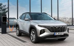 Hyundai представил топовую версию Tucson. И это гибрид!
