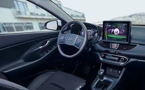 Hyundai представила сенсорный руль для будущих моделей