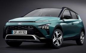 Hyundai презентовал свой самый компактный кроссовер. Когда к нам?