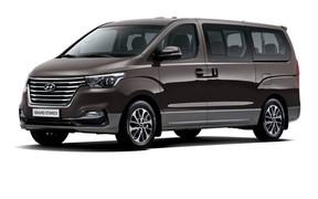 Hyundai раскрыл внешность нового вена H-1