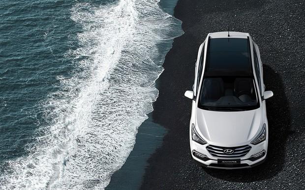 Hyundai Santa Fe 2018 года выпуска - по выгодной цене