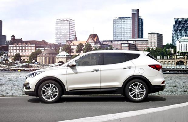 «Hyundai Santa Fe 2018 года выпуска - по выгодной цене»