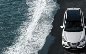 «Hyundai Santa Fe 2018 року виробництва – за вигідною ціною.»